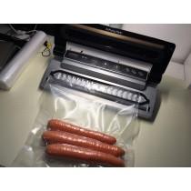 CASO VC 10 Vakuumierer mit 30 cm lange Schweißnaht inkl. 10 gratis Profi-Beutel
